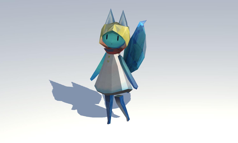 3Dmodel : サニア